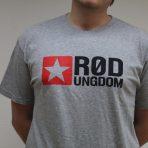 Ny RU-t-skjorte!